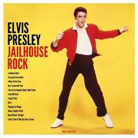 Elvis Presley Jailhouse Rock 180G Vinyl Record LP Young and Beautiful + More