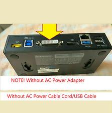 Genuine Lenovo 03X6897 ThinkPad USB 3.0 Pro Dock DK1522 * NOTE!!without AC Power