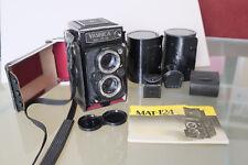 Yashica MAT-124G Mittelformatkamera, Spiegelreflexkamera, 6x6 SLR