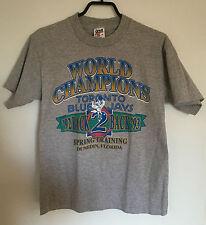Toronto Blue Jays Vintage 1992 1993 T-Shirt - Spring Training - World Series - M