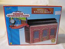 1996 Thomas Tank Engine & Friends Special Single Engine Shed Garage #99300 (NIB)