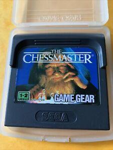 The Chessmaster / Chess / Cart Only / Sega Game Gear - Retro Gamegear