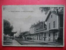 PARAY-LE-MONIAL  :  La Gare -  Vue Intérieure.