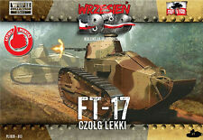 First to Fight 013 light tank FT-17 1/72