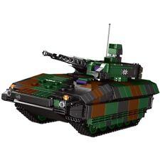 Building Blocks German Puma Infantry Fighting Vehicle Toy Truck Bricks 1238pcs