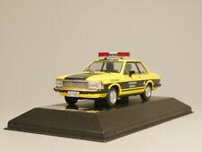 PREMIUM X 1:43 FORD DEL REY Ouro Policia  Militar Rodoviaria 1982 Diecast model