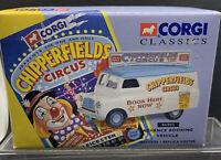 Corgi Classics 96905 Advanced Booking Vehicle  Chipperfields Circus. BNIB