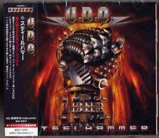 U.D.O.-STEELHAMMER-JAPAN CD BONUS TRACK F75