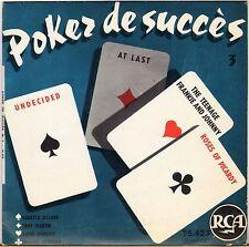 RARE RHYTHM AND BLUES ROCKABILLY 50'S EP VARETTA DILLARD ! DAVID HOUSTON !