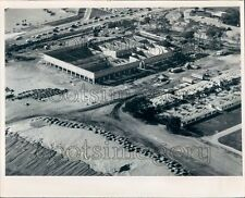 1972 Aerial Construction of Clearwater Mall Pinellas County Florida Press Photo