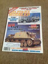 Military Modeler Magazine August 1993