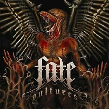 Fate - Vultures (2008)  CD  NEW/SEALED  SPEEDYPOST