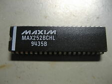 Maxim MAX252BCHL +5V-Powered, Isolated, Dual RS-232 Transceiver Module