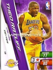 NBA Adrenalyn XL 2011 - Theo Ratliff #130 - Lakers