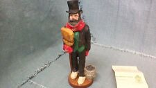 "VINTAGE ""MR CHIMNEY SWEEP"", 1993, from Taylor Collectibles w/ original paperwork"