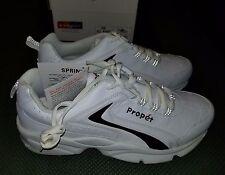 Sprint Walker Propet M2038 White Navy Sneakers Sz Men US-10.5 XX (5E) Shoes