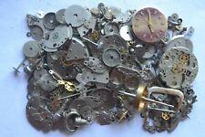 Steampunk Vintage Wristwatch/clock parts of 100 Grams #WWP002
