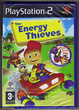 The Energy Thieves - Ps2 PlayStation 2