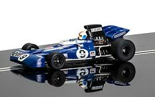 "Scalextric c3759a Legends-tyrrell 002 ""FRANCOIS CEVERT No. 9"" - Limited Edition"