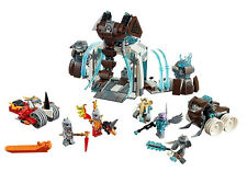 Lego Legends of Chima 70226 Mammoth's Frozen Stronghold Postage
