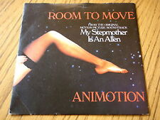 """ANIMOTION - ROOM TO MOVE    7"""" VINYL PS"""