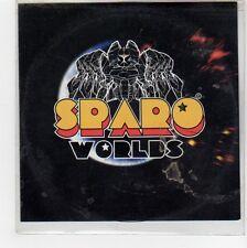 (GE942) Sparo, Worlds - DJ CD