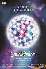 Eurovision Song Contest Stockholm 2016 [DVD][Region 2]