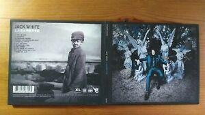 Jack White Lazaretto XL CD 2014