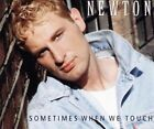 Newton Sometimes When We Touch CD Single Australia 5 Remixes, Angel In Your Eyes
