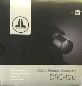 JL Audio DRC-100 Digital remote controller for a JL Audio FiX 82 processor NEW