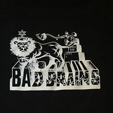 Bad Brains Lion Babylon  S M L XL Choose Size/Color Pick