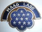 Patch - MAAG LAOS - US SPECIAL FORCES - CIA - - White Star - Vietnam War - 5768