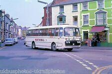 Crosville NFM687E Rhyl 28/08/76 Bus Photo