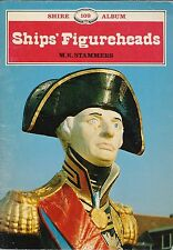 SHIPS'S FIGUREHEADS - M.K. STAMMERS - SHIRE PUBLICATIONS LTD (109 ALBUM)