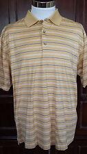 Fairway & Greene Mens Short Sleeve Golf Shirt Boys and Girls Club Logo - Size Lg
