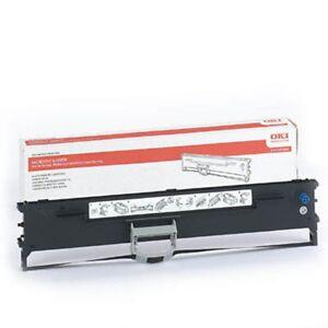 OKI Nylonband 43503601 schwarz