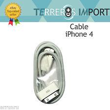 Cable Compatible Datos y Carga para iPhone 4