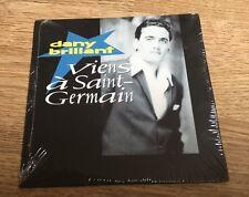 # CD 2 titres Dany Brillant Viens à Saint-Germain Quand le jazz 1991 NEUF SCELLÉ