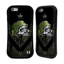 Housses et coques anti-chocs métallique iPhone 4s pour téléphone mobile et assistant personnel (PDA)