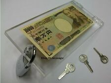 Key Roulette Magic Trick Close Up Street Money Dollar Bill Lucky Key Lock Parlor
