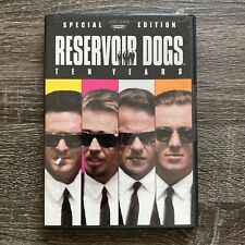 Reservoir Dogs (Dvd,2-Discs, Ws) Special Edition! a Quentin Tarantino film