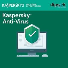 Kaspersky Anti-Virus 2021 1 PC 1 An Kaspersky AntiVirus 2020 FR