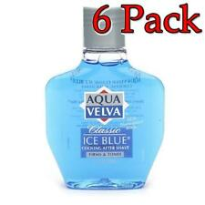 Aqua Velva Classic Ice Blue Cooling After Shave, 3.5oz, 6 Pack 011509211323A258