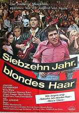 Siebzehn Jahr, blondes Haar / Udo Jürgens  / A1