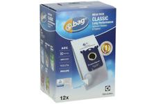 Electrolux S-bag Classic Long Performance Megapack E201M Vacuum Cleaner Bags x12