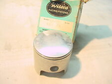 NEW NOS WISECO YAMAHA RT1 PISTON +.020 OVER PART # 184 FITS 1969 TO 1971