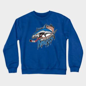 Baton Rouge Kingfish ECHL Hockey Crewneck Sweatshirt