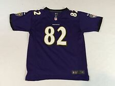 Torrey Smith Baltimore Ravens PURPLE Nike On-Field YOUTH Jersey - XL (18-20)
