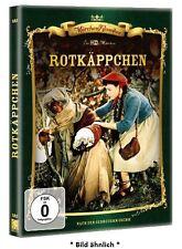 DVD * ROTKÄPPCHEN - DEFA MÄRCHEN # NEU OVP -