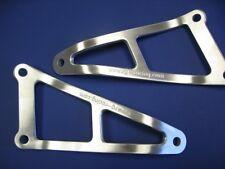 Honda CBR900 Fireblade 1999 R&G Racing Exhaust Hanger EH0007SI Silver
